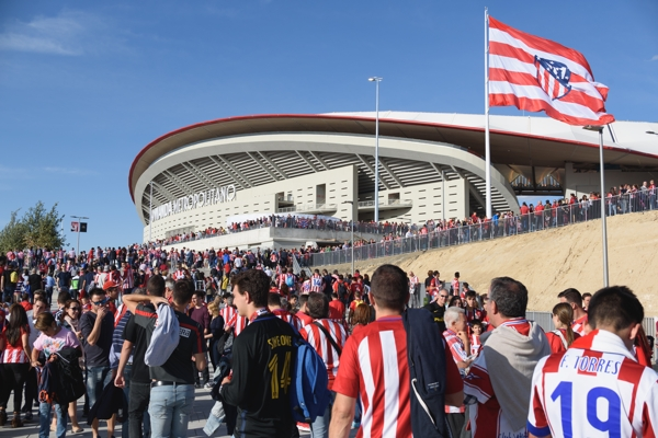 Estadio Metropolitano Finale Champions League